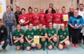 Frauen-Futsal Siegerfoto - Foto Konrad Matheis