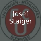 More About Josef Staiger