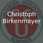 More About Christoph Birkenmayer